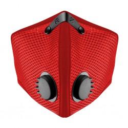RZ mask Mesh M2 RED - smog mask - czerwona
