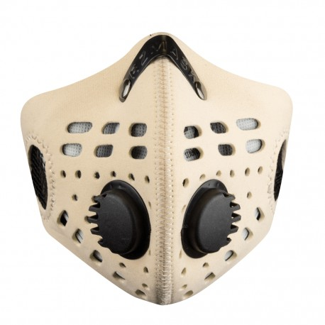 RZ mask neopren M1 BLACK smog mask - czarna M1 BLACK