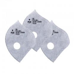 F3 FILTR  High flow  Active Carbon - filtry RZmask