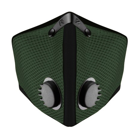 RZ mask Mesh M2 GREEN - smog mask - zielona